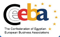 logo for Confederation of Egyptian European Business Associations