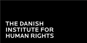 logo for Danish Institute for Human Rights