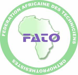logo for Fédération Africaine des Professionnels de la Réadaptation