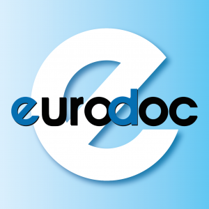logo for European Council of Doctoral Candidates and Junior Researchers