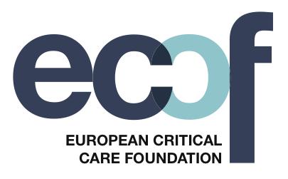 logo for European Critical Care Foundation