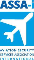 logo for Aviation Security Services Association - International