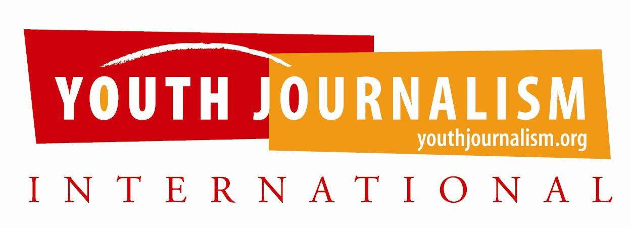 logo for Youth Journalism International