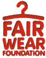 logo for Fair Wear Foundation