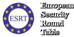 logo for European Security Round Table