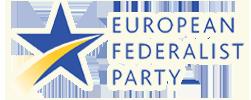 logo for European Federalist Party