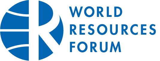 logo for World Resources Forum Association