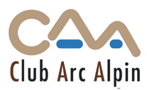 logo for Club Arc Alpin