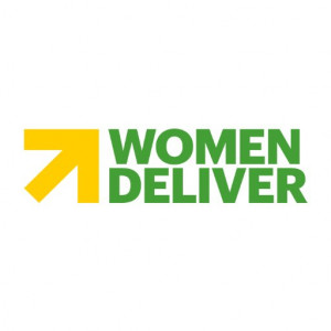 logo for Women Deliver