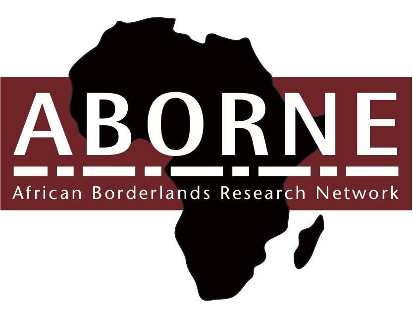 logo for The African Borderlands Research Network