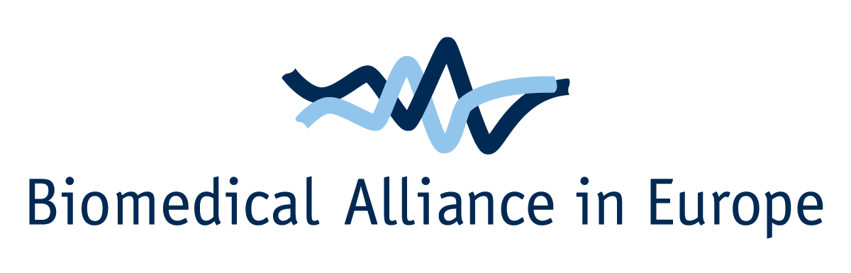 logo for Biomedical Alliance in Europe