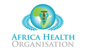 logo for Africa Health Organisation
