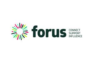 logo for Forus