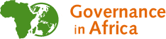 logo for Alliance for Rebuilding Governance in Africa