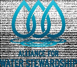 logo for Alliance for Water Stewardship