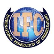 logo for International Federation of Cheerleading