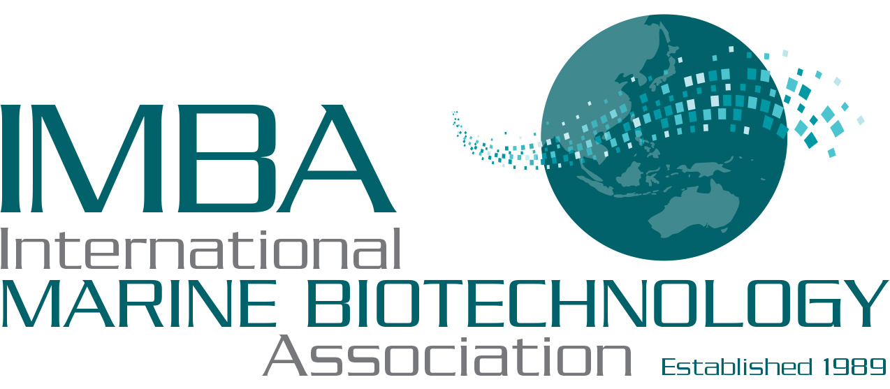logo for International Marine Biotechnology Association