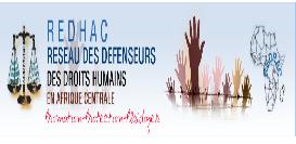 logo for Réseau des Défenseurs des Droits Humains en Afrique Centrale