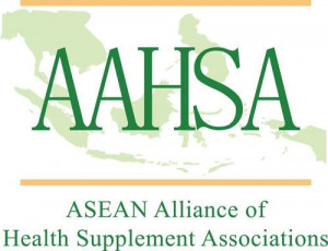 logo for ASEAN Alliance of Health Supplement Associations
