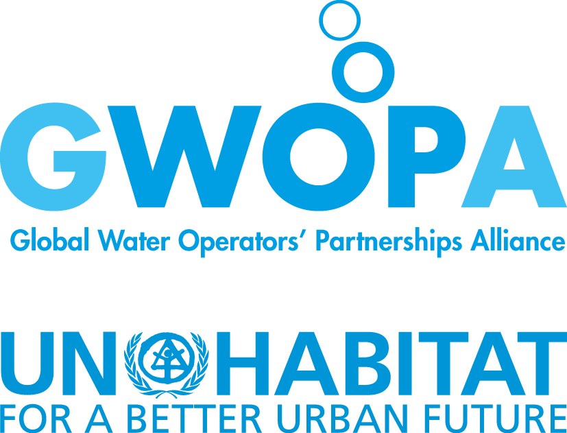 logo for Global Water Operators' Partnerships Alliance