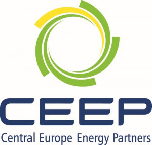 logo for Central Europe Energy Partners