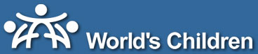logo for World's Children
