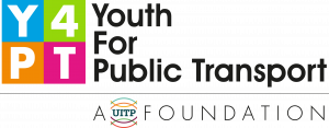 logo for Youth For Public Transport
