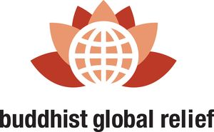 logo for Buddhist Global Relief