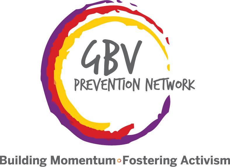 logo for GBV Prevention Network