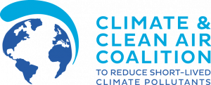 logo for Climate and Clean Air Coalition