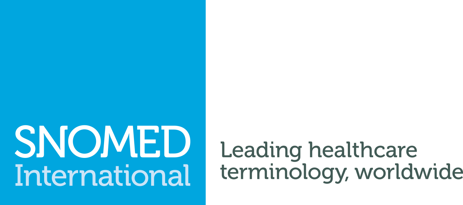 logo for SNOMED International