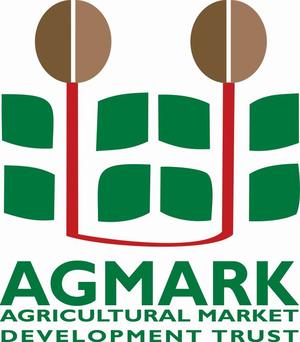 logo for Agricultural Market Development Trust