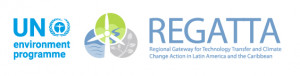 logo for Regional Gateway for Technology Transfer and Climate Change Action