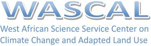 logo for West African Science Service Center on Climate Change and Adapted Land Use