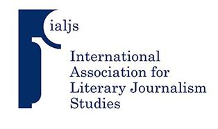 logo for International Association for Literary Journalism Studies
