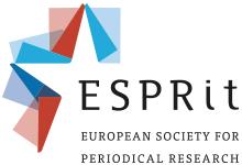 logo for European Society of Periodical Research