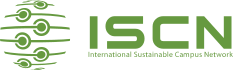 logo for International Sustainable Campus Network