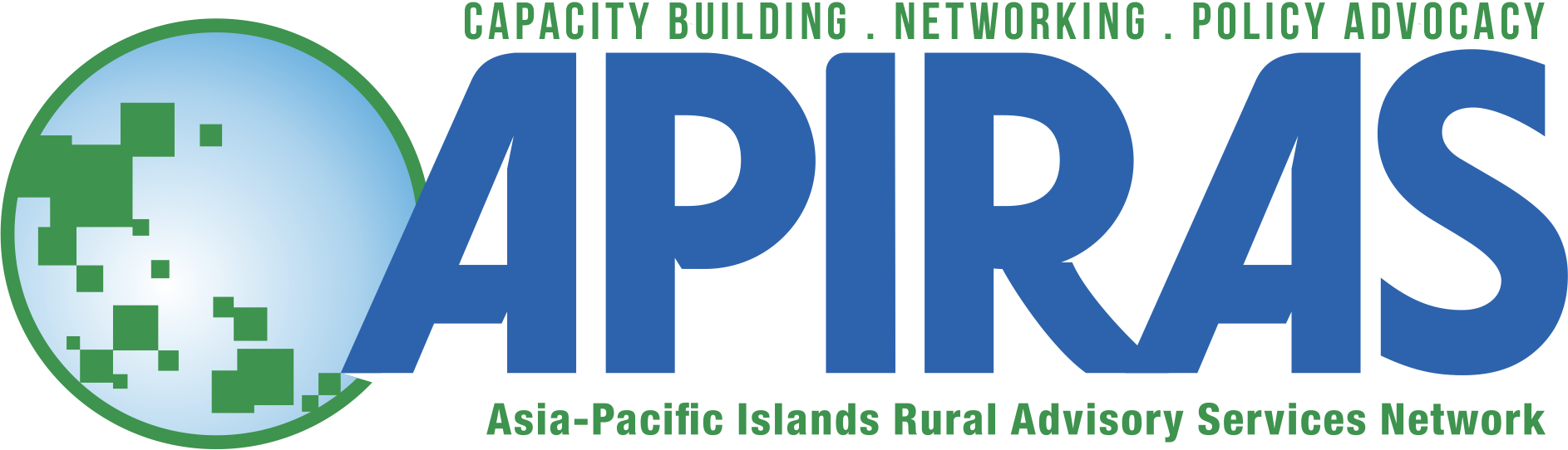 logo for Asia-Pacific Islands Rural Advisory Services Network