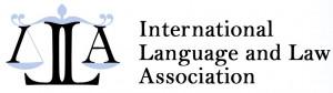 logo for International Language and Law Association