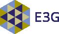 logo for E3G - Third Generation Environmentalism