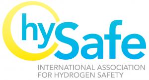 logo for International Association for Hydrogen Safety