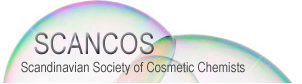 logo for Scandinavian Society of Cosmetic Chemists