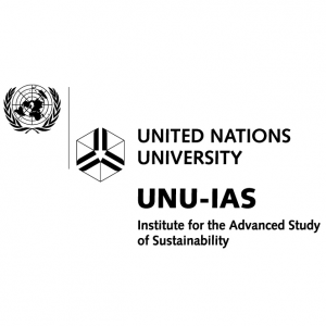 logo for United Nations University Institute for the Advanced Study of Sustainability