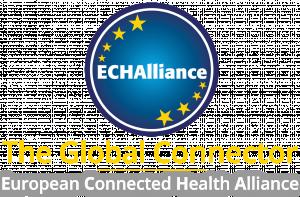 logo for European Connected Health Alliance