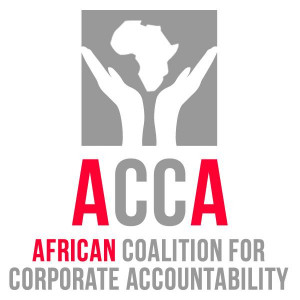 logo for African Coalition for Corporate Accountability