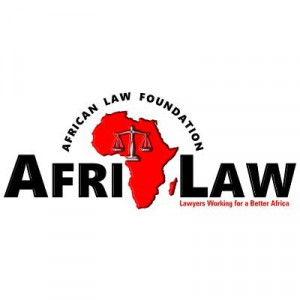 logo for African Law Foundation