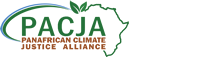 logo for Panafrican Climate Justice Alliance