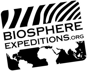 logo for Biosphere Expeditions
