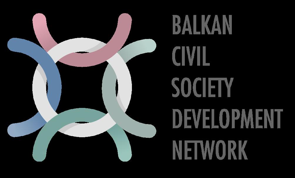 logo for Balkan Civil Society Development Network