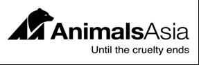 logo for Animals Asia